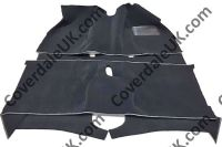 Ford Cortina Mk IV 1976 to 1979 4 Door Carpet Set - Wessex Wool Range